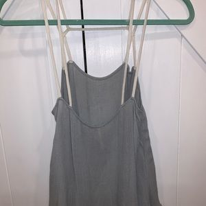 Free People strappy tank top